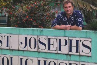 Juan Ciudad trabaja a marchas forzadas para reabrir el Hospital San José de Monrovia