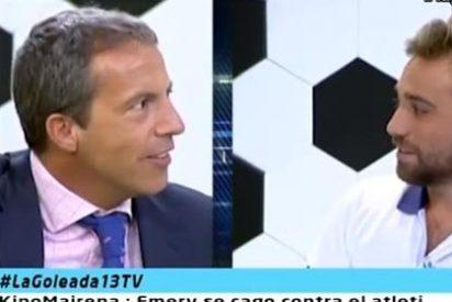 "Nacho Palencia retrata a Cristóbal Soria: ""Eres muy veleta"""