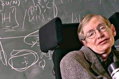 """Stephen Hawking: """"No hay ovnis, la vida en la Tierra surgió de forma espontánea"""""""
