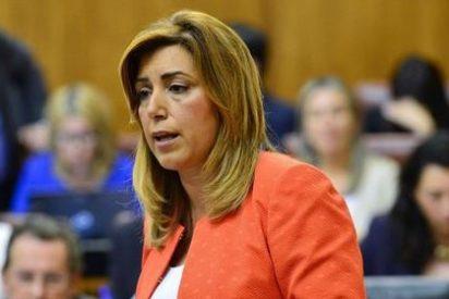 "La presidenta andaluza Susana Díaz avisa a IU: ""Quiero gobernar en solitario"""