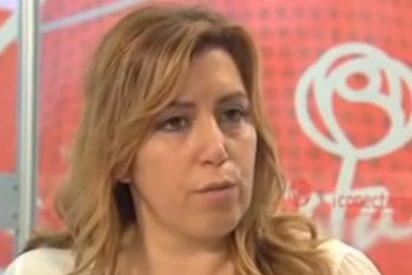 Susana Díaz se da un baño de multitudes y reivindica su primer año de Gobierno
