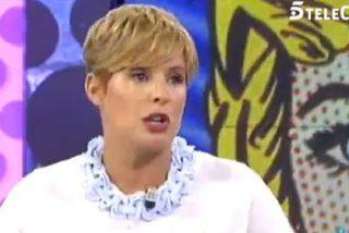 """Los kilos de más de Tania Llasera ('La Voz') crean una absurda polémica en Twitter: """"Nuestra sociedad está enferma, si mi peso es noticia"""""""