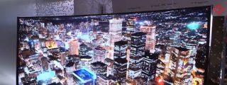 La TV flexible de 105 pulgadas de Samsung costará un ojo de la cara y lo mismo que una casa