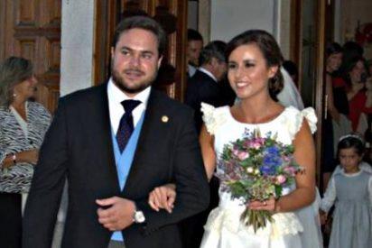 El Partido Popular hace 'pleno' en la rumbosa boda del hijo de Federico Trillo