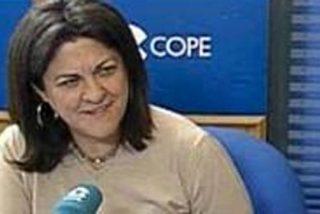 COPE prescinde de María Antonia Trujillo como tertuliana