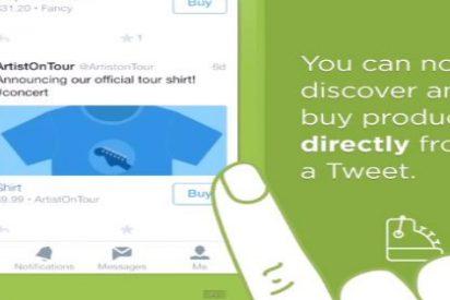 Twitter ya permite hacer compras desde los 'tuits' a vista de pájaro