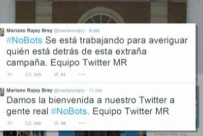 Aluvión de seguidores árabes en la cuenta oficial de Twitter de Rajoy