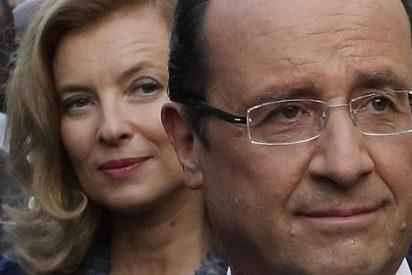 La 'corneada' Valérie Trierweiler consuma su venganza perfecta con el ligón Hollande