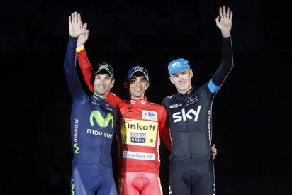 Alberto Contador logra a la vez ganar el Jubileo y su tercera Vuelta a España