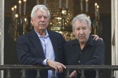 Vargas Llosa y José Sacristán llevan al Teatro Español 'El loco de los balcones'
