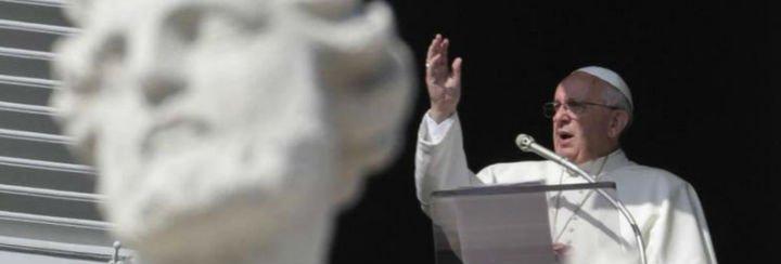 """El Papa vuelve a clamar: """"¿Cuándo aprenderemos la lección de la guerra?"""""""