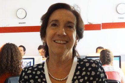 """Victoria Prego lamenta la lenta agonía de TVE: """"No sabemos cuánto durará su camino hacia la muerte por consunción natural inducida"""""""