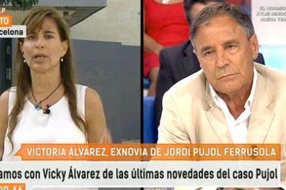 """La ex de Pujol Ferrusola le da un corte a Antonio Casado por llamarla 'novia despechada': """"Basta de insinuaciones machistas"""""""