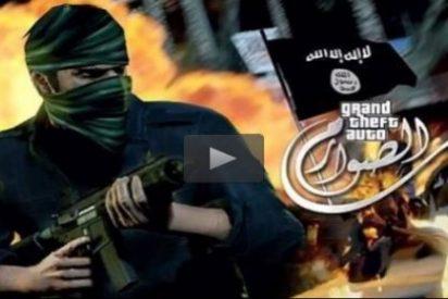 [Vídeo] El Estado Islámico utiliza el videojuego 'Grand Theft Auto V (GTA)' para 'matar' policías