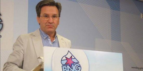 """El BNG exige que Feijóo se """"oponga"""" al rescate de las radiales de Madrid"""