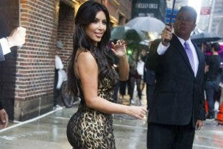 Kim Kardashian tiene el mejor trasero del mundo según la revista Zoo