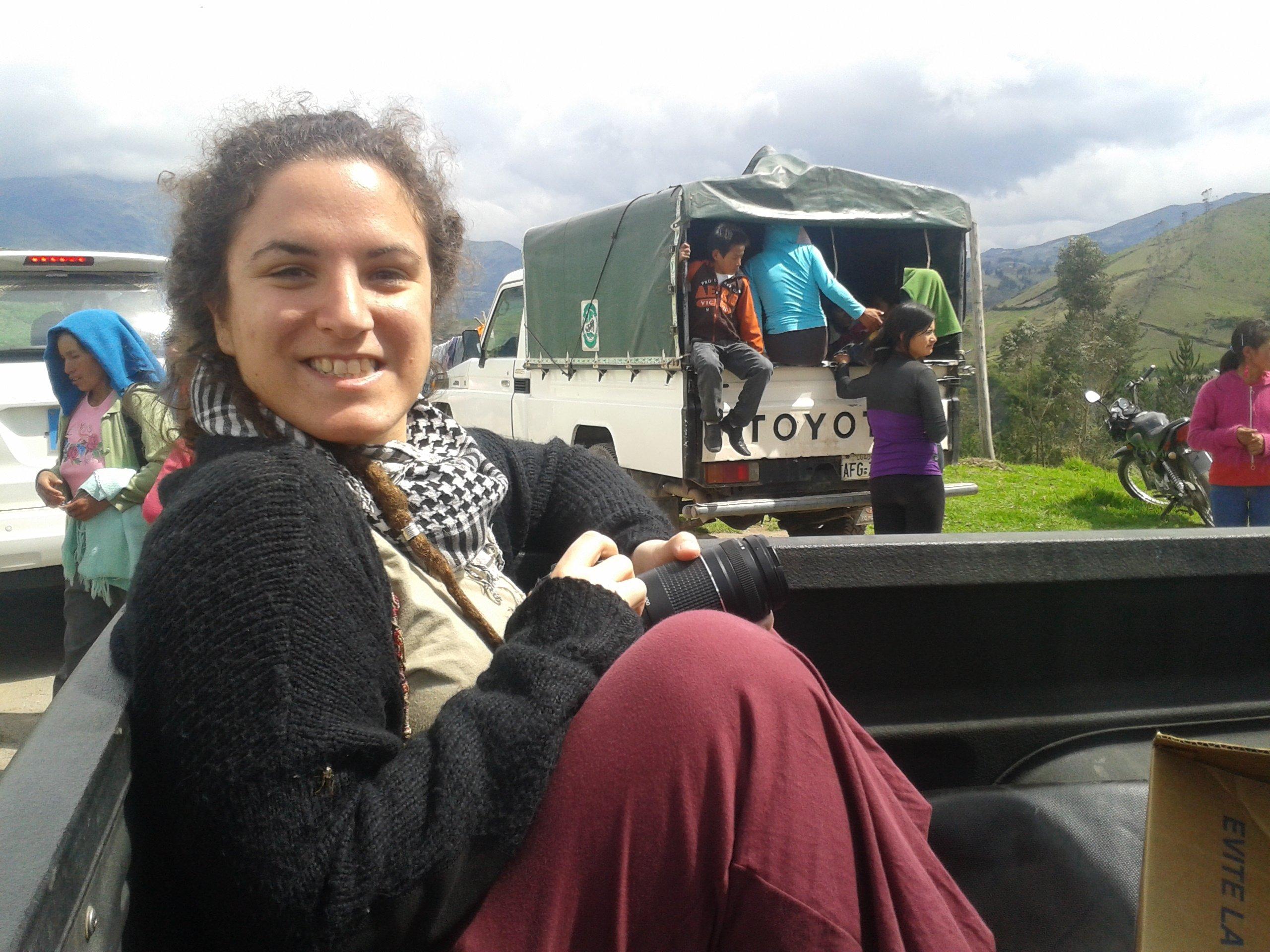 Cristina Sánchez Aguilar, Premio Lolo de Periodismo Joven