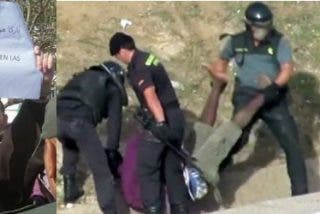 """Santiago Agrelo: """"Nuestras fonteras son cementerios que nunca se cierran"""""""