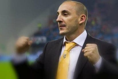 El Córdoba está a punto de cesar a Ferrer