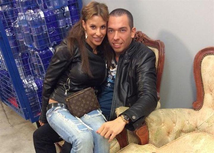 Alberto Isla y Techi se casan