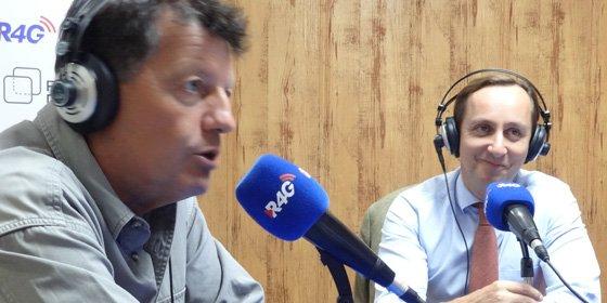 """Alfonso Rojo: """"Al perro que le den chicharrón, hay gente muriéndose en la valla de Melilla"""""""