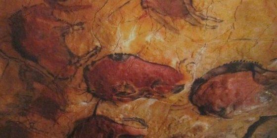 El ocre rojo y el marisco contribuyeron a la evolución del pensamiento simbólico