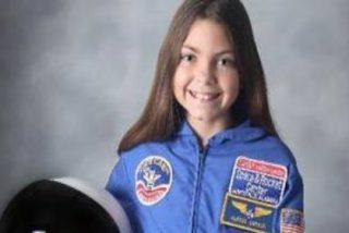 A la niña que puede ser la primera persona en colonizar Marte no le importa no poder regresar