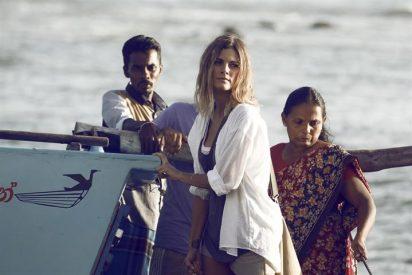 Amaia Salamanca viaja a la India para protagonizar una nueva fragancia