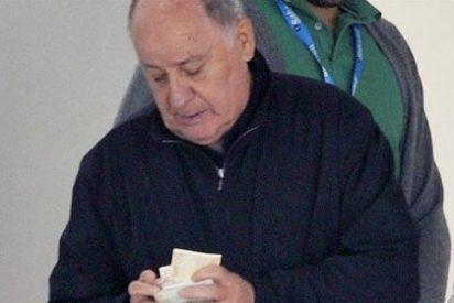 Amancio Ortega, el europeo más rico