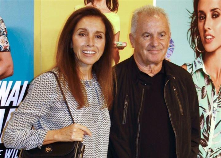 Ana Belén y Víctor Manuel, el mejor apoyo para su hija, Marina San José