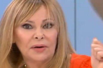 """Ana Obregón está muerta de miedo: """"Me he comprado dos trajes de protección contra el ébola"""""""