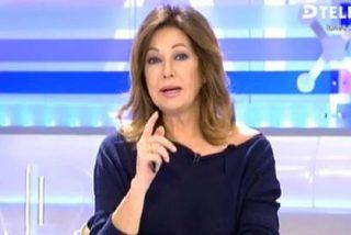 """Ana Rosa: """"Si la foto de Teresa Romero en su habitación en vez de publicarla ABC, El Mundo o El País digital, lo hace este programa, yo me tengo que ir de España"""""""