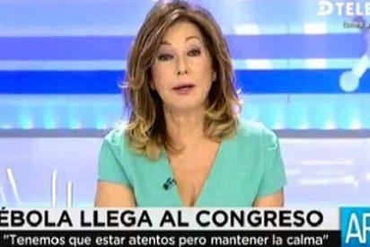 """Ana Rosa: """"Vamos a crear una comisión, que es lo que mejor se hace en este país cuando quieren que algo no funcione"""""""