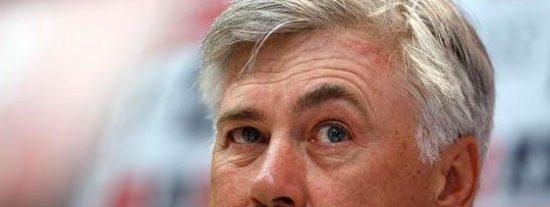 """Ancelotti indignado con Blatter: """"Es imposible callarle la boca al presidente de la FIFA"""""""
