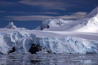 Las explicaciones climáticas de por qué se produce la glaciación de la Antártida