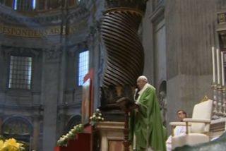 """El Papa pide a los padres sinodales """"no frustrar el sueño de Dios"""""""