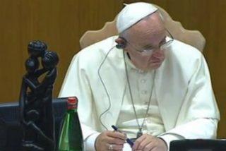 """El Papa a los sinodales: """"Hablad claro. Que nadie diga 'esto no se puede decir'"""""""