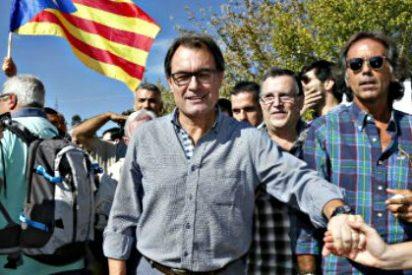 """Artur Mas: """"El adversario de Cataluña y de todos nosotros es el Estado [español] intolerante"""""""