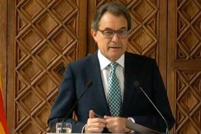 """Artur Mas no se apea del burro: """"La consulta 'definitiva' serían elecciones con lista y programa conjunto"""""""