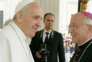 """Francisco: """"Las huellas de Teresa nos conducen siempre a Jesús"""""""