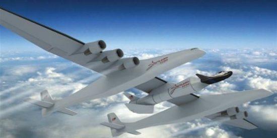 ¿Te subirías al taxi espacial descartado por la NASA que se lanzará desde un avión gigante?