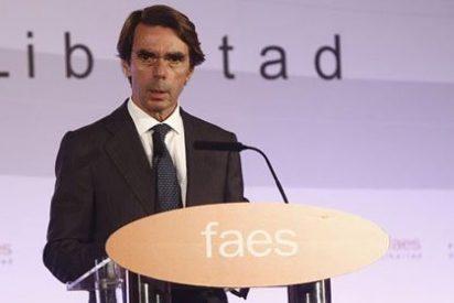 El Gobierno vuelve a dejar sólo a Aznar en la entrega de su premio a un grande de las letras en español