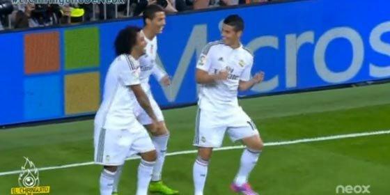"""Carazo se indigna con el bailecito de Cristiano: """"Cuando lo hicieron los del Barça todos os ensañasteis, sobre todo Roncero, el Torrente 5"""""""