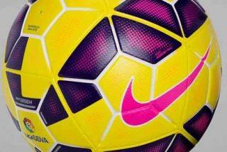 Así es el nuevo balón de la Liga