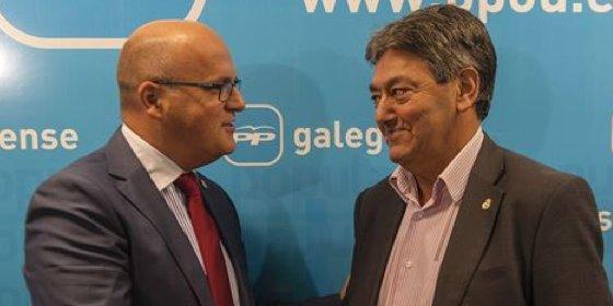 El alcalde de Baltar se reincorpora al Partido Popular de Orense