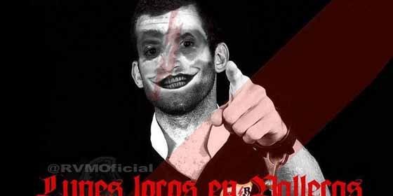 Baptistao se disfraza de Joker