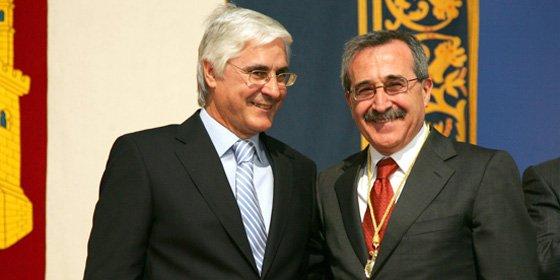 Virgilio Zapatero, medalla de Oro de Castilla-La Mancha con el PSOE, implicado en el escándalo de Caja Madrid