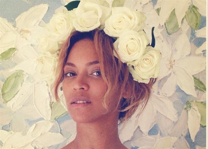 Beyonce muestra su lado más natural y sin maquillaje