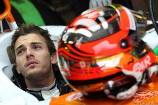 Marussia emite un comunicado sobre Bianchi