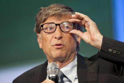 Bill Gates pone al día sus cuentas: en un año ganó lo mismo que 180.000 de sus compatriotas juntos